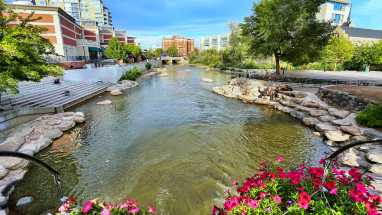 Reno Riverwalk