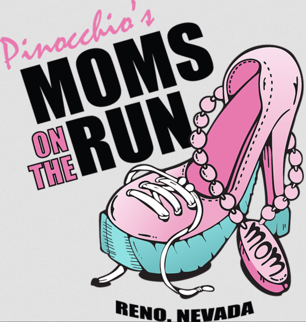 20th annual Pinocchio's Moms on the Run