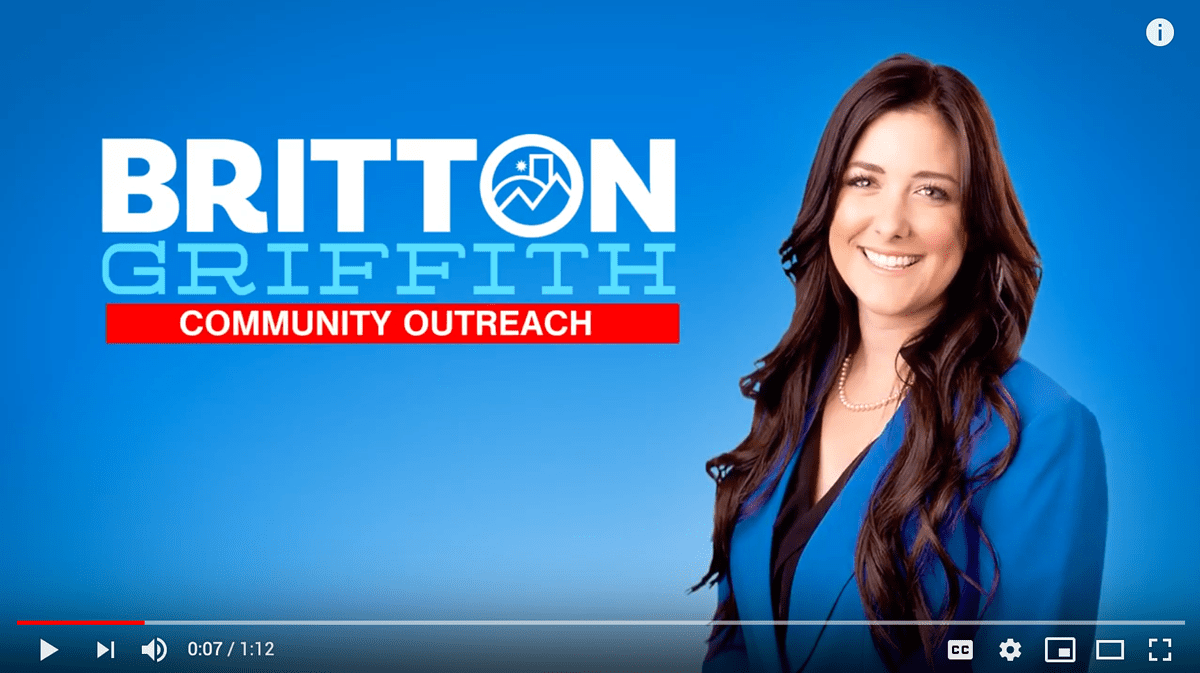 Community Outreach Britton Griffith