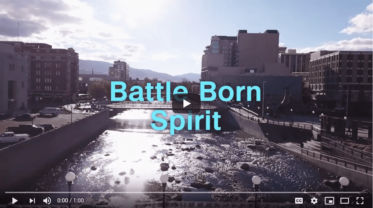 Battle Born Spirit